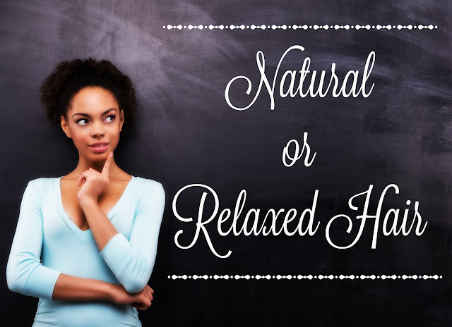 Natural or Relaxed Hair | Which Is Actually Better?