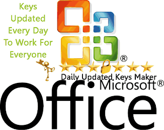 MS Office KeyMaker 2013 v1.0 For All Product 97- 2013 + FIX
