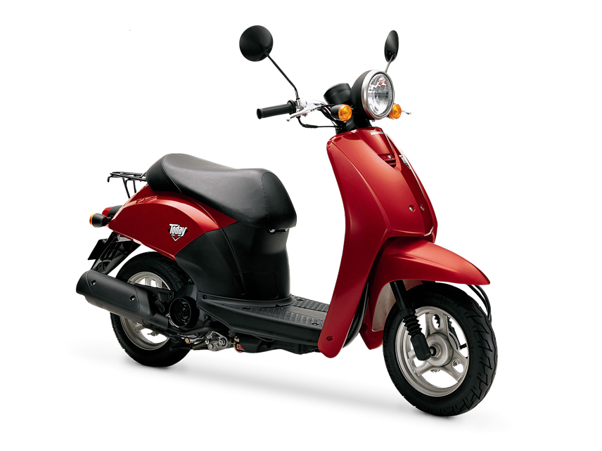 honda scooter today 50 kendaraan motor. Black Bedroom Furniture Sets. Home Design Ideas