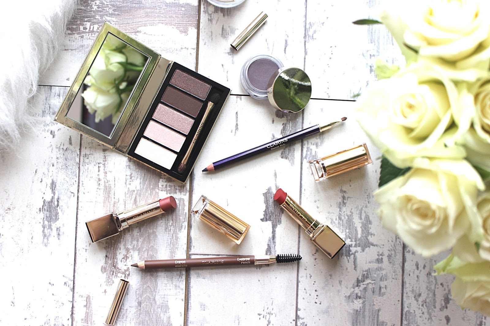 Clarins Autumn 2015 Collection