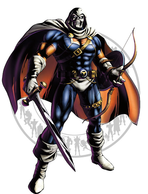 Taskmaster (Marvel Comics) Character Review
