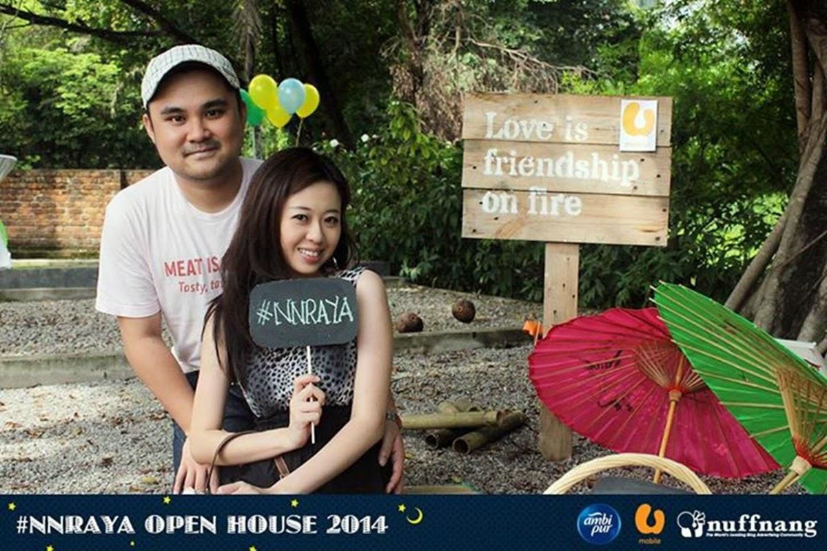 Nuffnang Raya Open House 2014  #NNRAYA