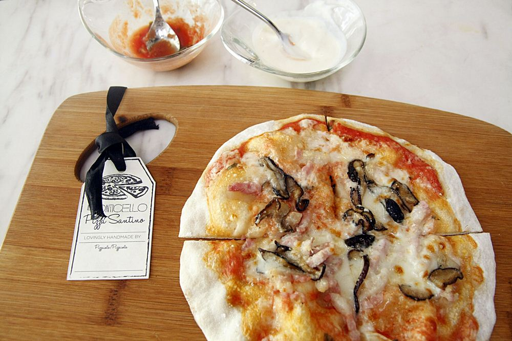 Il Ponticello's Create-Your-Own Pizza and Brunchissimo