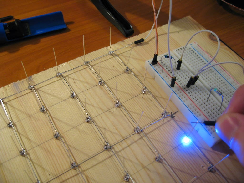 Led Cube Iedprojects2015iiitd Simple Flashing Circuit Http Junkbotssolarboticscom Sample Structure