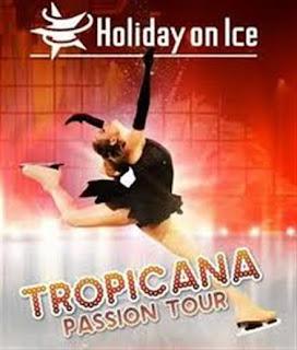 Holiday on ice present – Tropicana Feb 2nd 2012