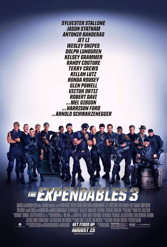 The Expendables 3 (DVDScr 720p Inglés Subtitulada) (2014)