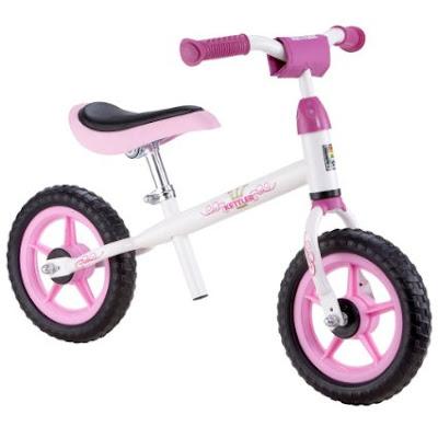Laufrad - aprendendo a pedalar