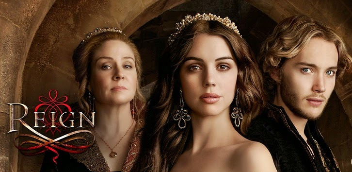 Reign - Episode 2.18 - Reversal of Fortune - Press Release