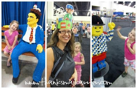 LEGO KidsFest fun