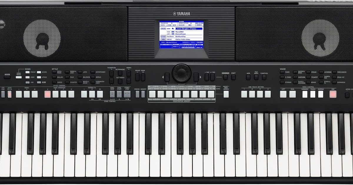Image Result For Style Untuk Keyboard Yamaha Psr S