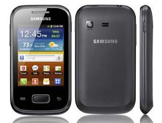 Samsung Galaxy Pocket HP Android Samsung Termurah