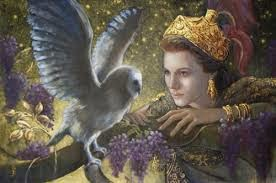 mari kemari wahai burung yang bijak bestari...khabarkan padaku apa kisahnya dunia belah sini...