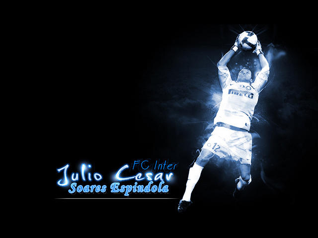 sib so: Julio Cesar hd Wallpapers 2012