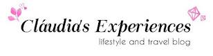 Cláudia's Experiences