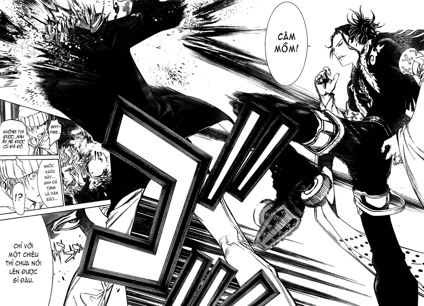 Air Gear Chap 158