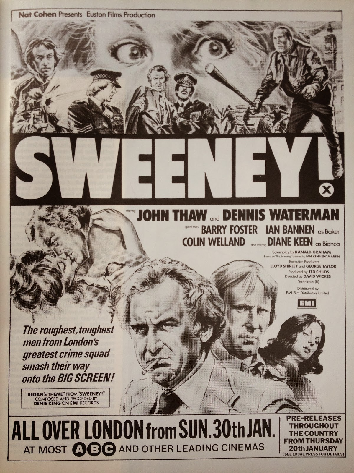 Watch The Sweeney Full Movie Online for Free in HD