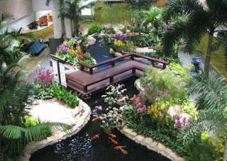 taman rumah bergaya park