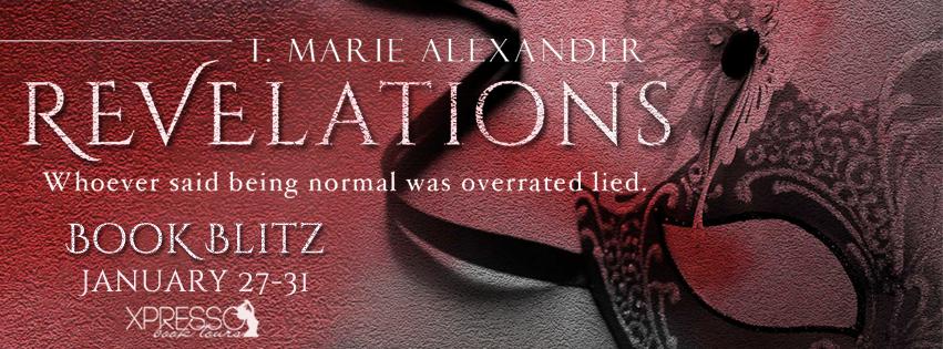 Revelations Book Blitz