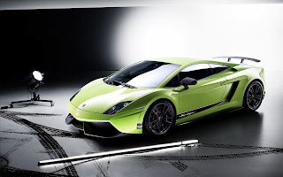 2011 Lamborghini Gallardo LP 570-4 Superleggera Wide