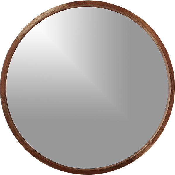 Dwellers Without Decorators Rocking The Round Mirror