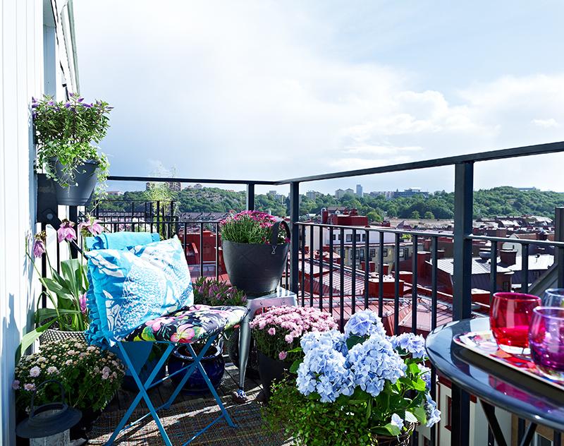 mini terrazas con encanto