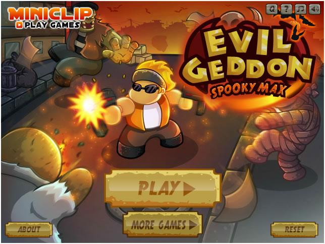 Game : Evilgeddon