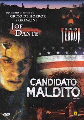 Filme Poster Candidato Maldito DVDRip XviD & RMVB Dublado