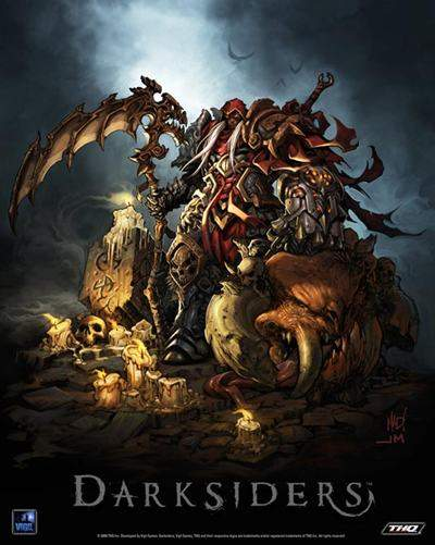 Darksiders PC Full Español Repack 1.1 DVD 5 ISO