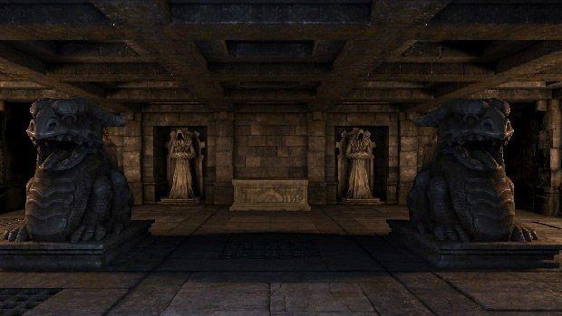 The Lair 6 Random Dungeon Rooms Viii