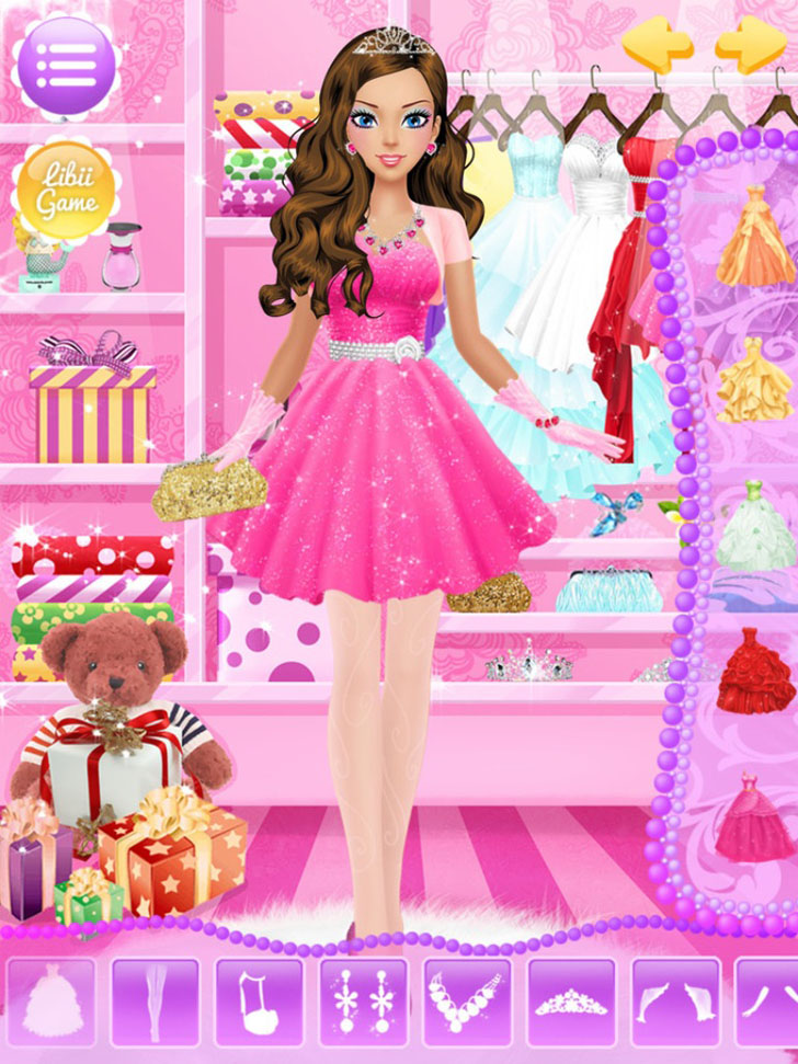 Princess Salon App iTunes Google Play App By Libii Tech Limited - FreeApps.ws