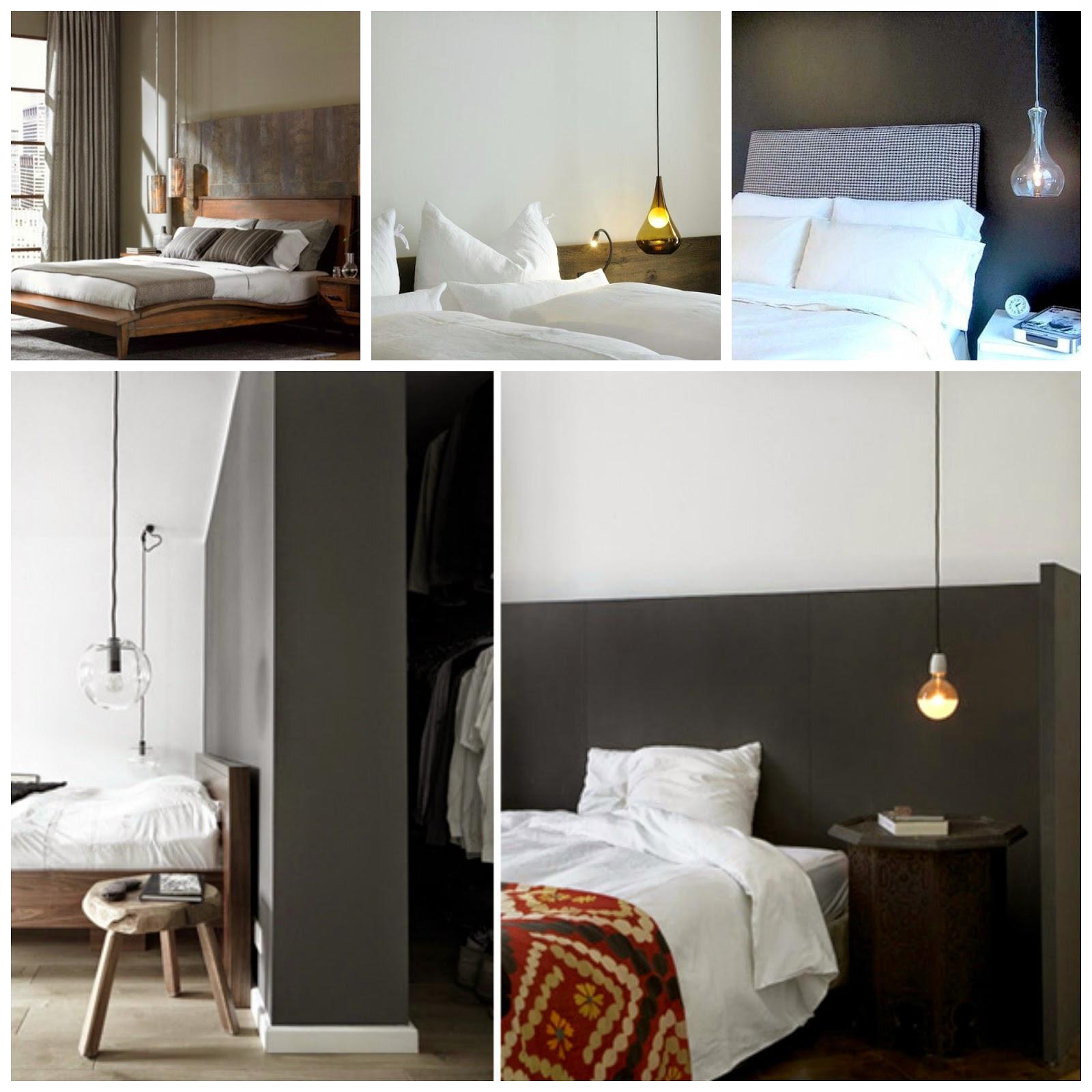 Riippuvat lukulamput tuovat hotellimaisuutta ja ylellisyyden tuntua