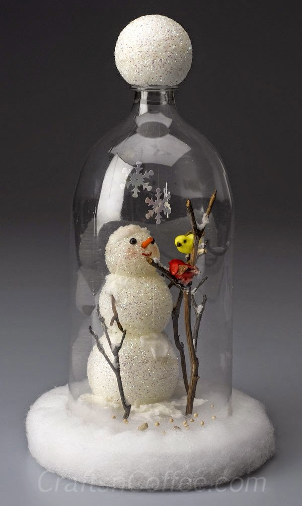 27 Adorable Snowman Craft Ideas