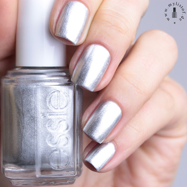 Essie Apres Chic Virgin Snow Collection
