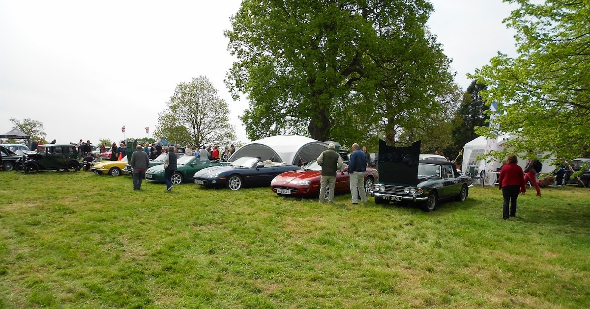 Earsham Car Show