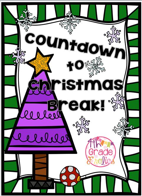 http://www.teacherspayteachers.com/Product/Countdown-to-Christmas-Break-1597820