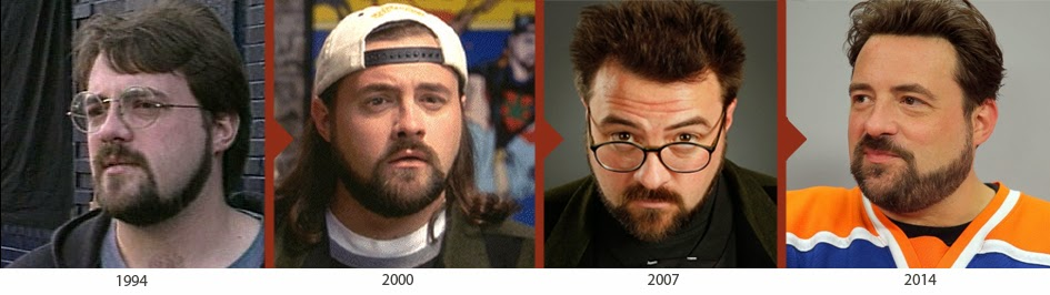 Kevin Smith Años