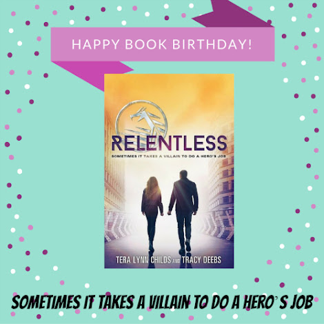 Check out RELENTLESS!