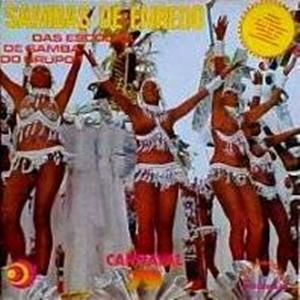 foto da capa do cd sambas de enredo 1979 grupo de acesso