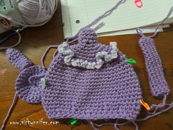 Amigurumi Crochet Teapot Pattern : Niftynnifers Crochet & Crafts: Free Crochet Pattern ...