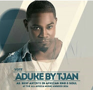 VOTE TJAN FOR BEST AFRICAN RnB & SOUL (AFRIMA 2016)