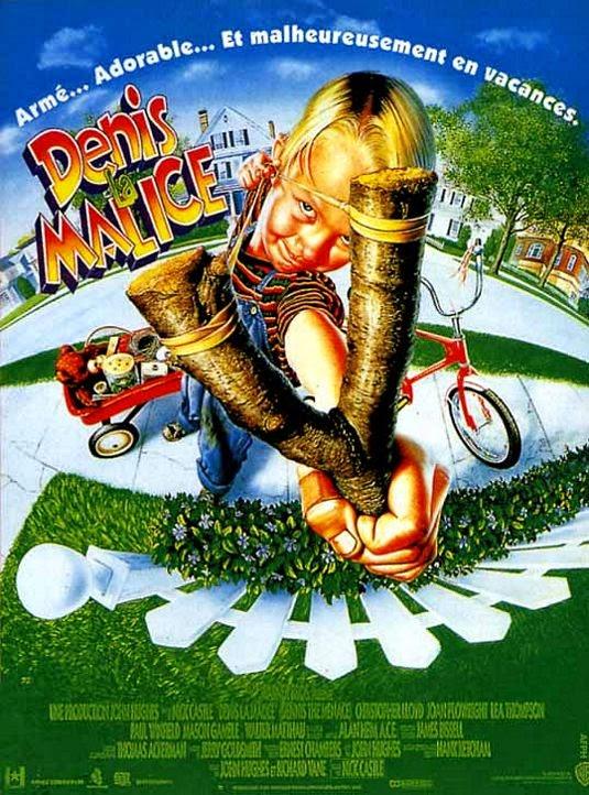 Dennis the Menace 1993 Dual Audio HDRip 480p 300MB
