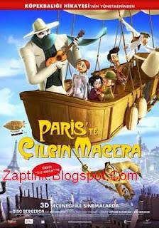 crazy adventure in paris, crazy adventure in paris türkçe dublaj izle, crazy adventure in paris HD izle