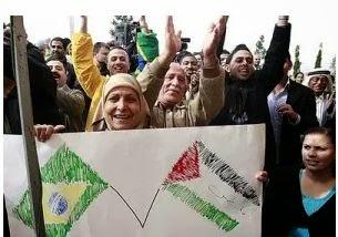 Diplomatas brasileiros se reuniram com membros do Hamas