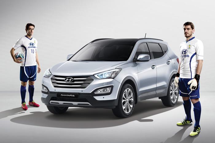 Casillas y Kaká, embajadores de Hyundai