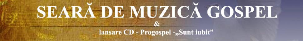 PROMO: Seară de muzică gospel