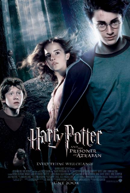 Harry Potter Prisoner of Azkaban movie poster