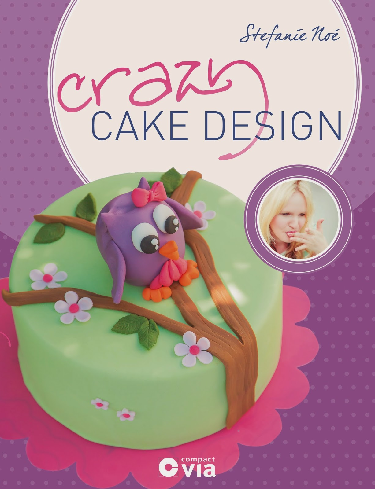 Crazy backno buch crazy cake design bald ist es so for Buch design