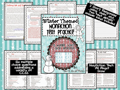 http://www.teacherspayteachers.com/Product/Winter-Themed-Nonfiction-Text-Practice-aligned-to-Common-Core-Claims-999461