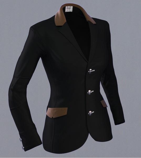 Veste de concours dressage femme
