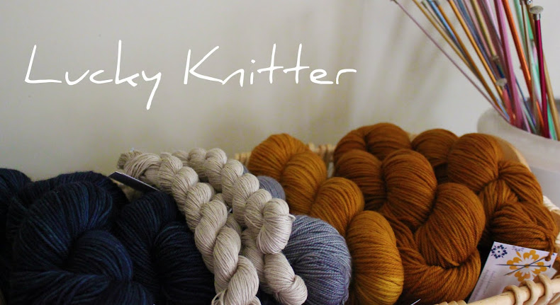 Lucky Knitter